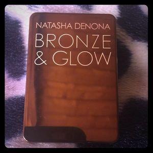 Natasha Denona Bronze and Glow Mini Palette